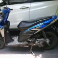 Honda vario thn 2010 warna biru