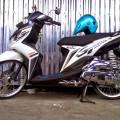 Mio soul GT 2012 putih