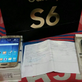 Samsung S6 Edge Plus Gold
