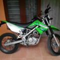 Kawasaki klx 150 2012