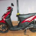 Jual mio tahun 2011 full orisinil muluss siap pakai
