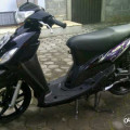 Yamaha mio 2011 gresss fatmawati