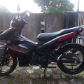 Yamaha Jupiter MX King 2015 Km Rendah