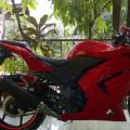 Ninja 250 Karbu 2012 Akhir