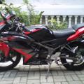 Kawasaki ninja rr 150 cc 2014