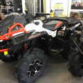 ATV Model Sport, Can-Am mr 650, Ready Manual / Matic