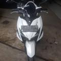 Motor YAMAHA AEROX type TERTINGGI tahun 2017
