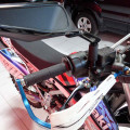 Kawasaki KLX 250cc 2014 Pajak Panjang kondisi GRESS kaya baru