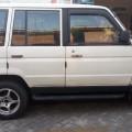 Kijang Grand Rover Putih Tahun 90