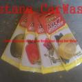 Parfum Mobil Kertas Air Freshener IKAME