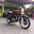 HONDA CB 200 tahun 1976 standard