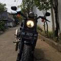 Harley Davidson XR1200X tahun 2010 (Mabua) -Sporty-Trendy-Gahar-Super Mulus
