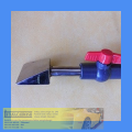 Gun Tabung Salju PVC Modern