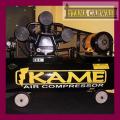 Kompresor Angin IKAME 5,5 PK Profesional