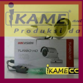 kamera CCTV Hikvision indoor 2MP Turbo HD garansi resmi 2thn Normal No Minus