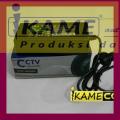 Adaptor CCTV 12V 5A sudah termasuk kabel power Aman Dan Terpercaya