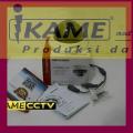 Kamera cctv indoor Hikvision ds-ce56cot irmm 720p Resmi Ikame