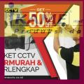 paket cctv hikvision 4 channel bergaransi resmi