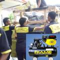 Peluang usaha - Kompresor Udara1/2 PK  Motor Listrik