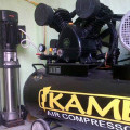 Peluang usaha - Kompresor Udara 3 PK  Motor Listrik