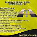 Peluang usaha - Hidrolik Mobil Ikame - FLASH-H