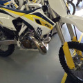 Motor Trail Yamaha Brand YZ250F