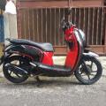 Honda Scoopy 2014 injection b dki barat pajak panjang