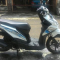 honda beat 2014 stnk 2015 km12rb full original