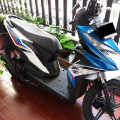 Motor Honda New Beat ESP echo digital CBS PGM-FI Fuel Injection Th 2016 akhir
