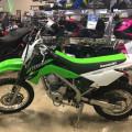 Trail Kawasaki KLX 140L