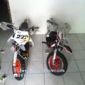 Motor Mini Trail MT4 50cc