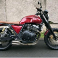 Honda CB 400 Super Four Custom Scrambler 1998