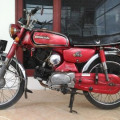 JUAL Honda Benly S110 Th75 Original