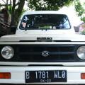 DIJUAL Suzuki Katana Putih Th 2004,