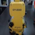 jUAL= Digital Theodolite Topcon DT-205L Japan (081380673290)