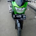 Kawasaki Ninja R 150cc Tahun 2015