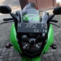 Kawasaki Ninja KRR150cc 2 Tak tahun 2013