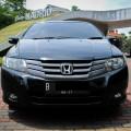 Honda City 1.5 E At 2010 Hitam
