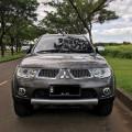 Pajero Sport Dakkar 2012 Coklat Tangan 1 dr baru