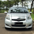 Yaris E At 2012 Silver Low Km