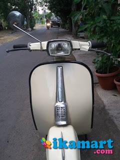 Dijual Vespa Pts100 Mungil Dan Antik Motor Bekas Piaggio