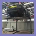 Lift Parkir Mobil 2 Tiang 1 Silinder  1100