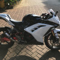 Ninja 250 F1 ABS Full carbon Tahun 2014