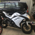 Ninja 250 Fi ABS SE 2014 Low KM Full Original Km 6 Rb