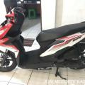 Honda New Beat 2017 Eco Cw Fi Merah Putih Istimewa