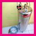 Kompresor Udara - Tabung Salju 304 Kapasitas 40 liter Di DKI Jakarta