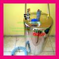 Peralatan Cuci Motor - Tabung Snow Wash 201 Ukuran 80 liter Di Jawa Timur