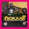 Peralatan Cuci Mobil - Kompresor Angin IKAME 5,5 PK Di Jawa Tengah