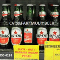 Jual beer bintang harga supplier