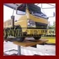 Aman Dan Terpercaya - Lift Hidrolik Cuci Mobil tipe H-IKAME Di Lampung